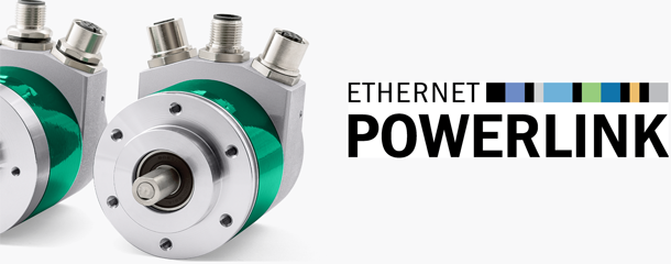 Smart Encoders Now Offered with POWERLINK Interface