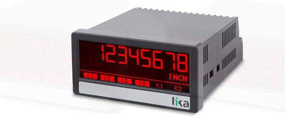 LD Series Multi-Function Displays Go Touch Screen